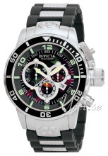 Invicta Corduba Sport Sort/Gummi Ø53 mm