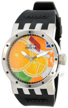 Invicta DNA Orange/Gummi