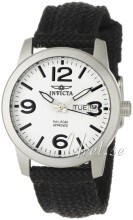 Invicta Hvit/Tekstil