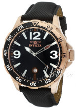 Invicta Specialty Sort/Lær