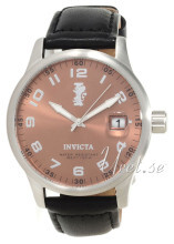 Invicta Force Brun/Lær Ø44 mm