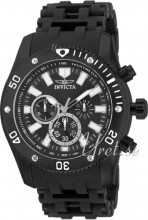 Invicta Sea Spider Sort/Stål