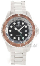 Invicta Reserve Sort/Stål