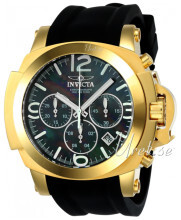 Invicta Coalition Forces Sort/Gummi Ø48 mm