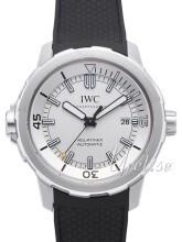 IWC Aquatimer Automatic Hvit/Gummi Ø42 mm