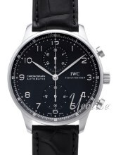 IWC Portuguese Lær Ø40.9 mm