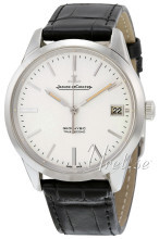 Jaeger LeCoultre Geophysic® True Second Stainless Steel Sølvfarg
