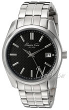 Kenneth Cole Classic Sort/Stål