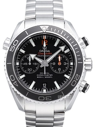 Omega Seamaster Planet Ocean 600m Co-Axial Chronograph 45.5mm Sort/Stål Ø45.5 mm 232.30.46.51.01.003