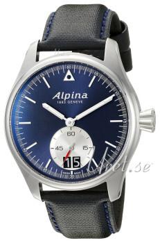 Alpina Startimer Blå/Lær