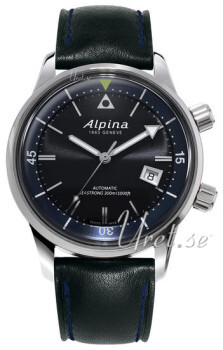 Alpina Seastrong Sort/Lær
