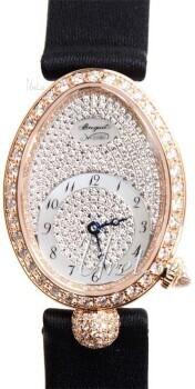 Breguet Reine De Naples Diamantsmykket/Sateng