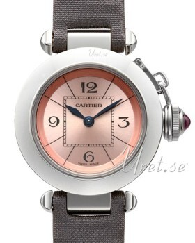 Cartier Pasha Rosa/Sateng Ø27 mm