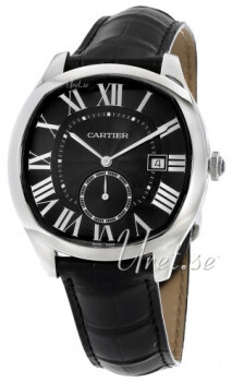Cartier Drive De Cartier Sort/Lær
