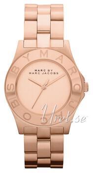 Marc by Marc Jacobs Blade Rosegullfarget/Rose-gulltonet stål