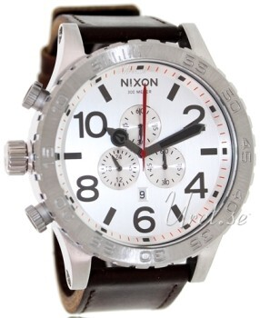 Nixon The 51-30 Leather Hvit/Lær