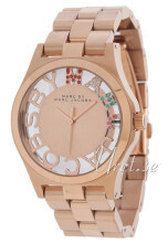 Marc by Marc Jacobs Henry Skeleton Rosegullfarget/Rose-gulltonet