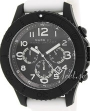 Marc by Marc Jacobs Rock Chrono Sort/Gummi
