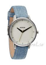 Nixon The Kensington Leather Hvit/Tekstil
