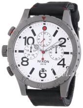 Nixon The 48-20 Hvit/Lær