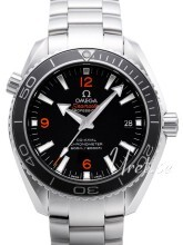 Omega Seamaster Planet Ocean 600m Co-Axial 42mm Sort/Stål