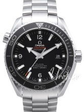 Omega Seamaster Planet Ocean 600m Co-Axial 45.5mm Sort/Stål