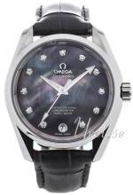 Omega Seamaster Aqua Terra 150m Master Co-Axial Ladies 38.5mm So
