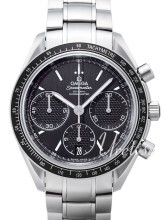 Omega Speedmaster Racing Co-Axial Chronograph 40mm Sort/Stål