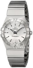 Omega Constellation Quartz 27mm Sølvfarget/Stål