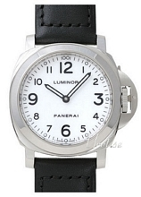 Panerai Historic Luminor Base Sort/Lær Ø44 mm