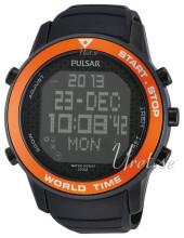 Pulsar LCD/Gummi Ø48 mm