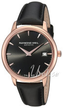 Raymond Weil Toccata Sort/Sateng Ø34 mm