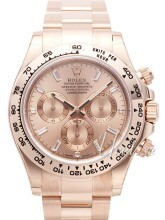 Rolex Cosmograph Daytona Champagnefarget/18 karat rosé gull Ø40
