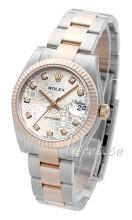 Rolex Datejust 31 Sølvfarget/Stål