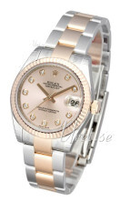 Rolex Datejust 31 Rosa/Stål