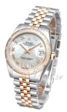 Rolex Datejust 31 Hvit/Stål
