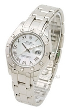 Rolex Datejust Pearlmaster MOP Dial