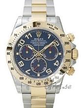 Rolex Daytona Blue Dial Arabic