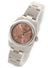 Rolex Perpetual Pink Dial