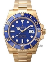 Rolex Submariner Blue Dial