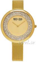 So & Co New York SoHo Gulltonet/Gulltonet stål Ø40 mm