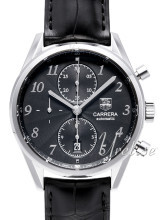 TAG Heuer Carrera Calibre 16 Heritage Automatic Chronograph Sort