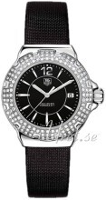 TAG Heuer Formula 1 Ladies Sort/Tekstil
