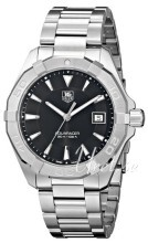 TAG Heuer TAG Heuer Aquaracer Sort/Stål Ø40.5 mm