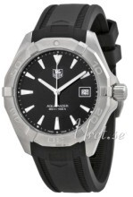 TAG Heuer TAG Heuer Aquaracer Sort/Gummi Ø40.5 mm