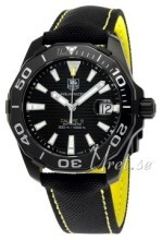 TAG Heuer Aquaracer Sort/Tekstil Ø41 mm