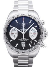 TAG Heuer Grand Carrera Calibre 17 Automatic Chronograph Sort/St