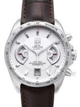 TAG Heuer Grand Carrera Calibre 17 Automatic Chronograph Hvit/L