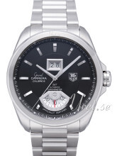 TAG Heuer Grand Carrera Calibre 8RS Grande Date And GMT Sort/Stå