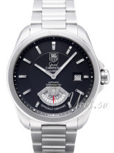 TAG Heuer Grand Carrera Calibre 6RS Automatic Sort/Stål Ø40.2 mm
